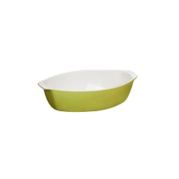 Prime Furnishing OvenLove Small Baking Dish - Lime green