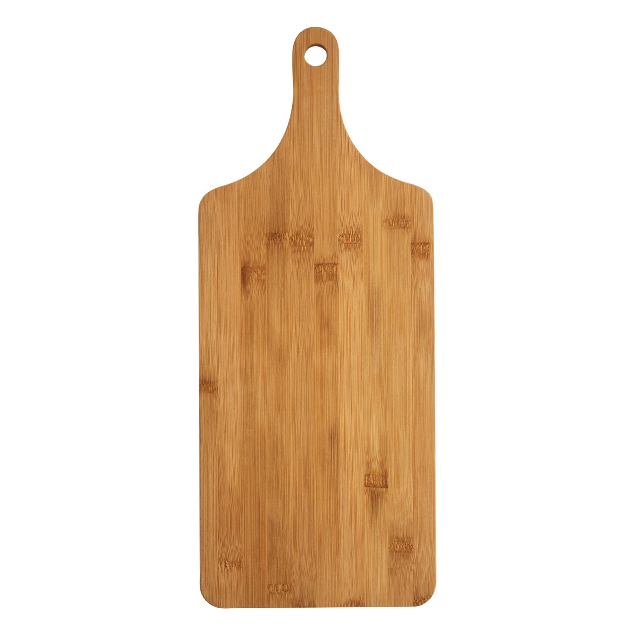 Paddle Chopping Board Hygienic Antimicrobial Bamboo