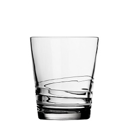 Prime Furnishing Viva Whiskey Glasses - Set of 2