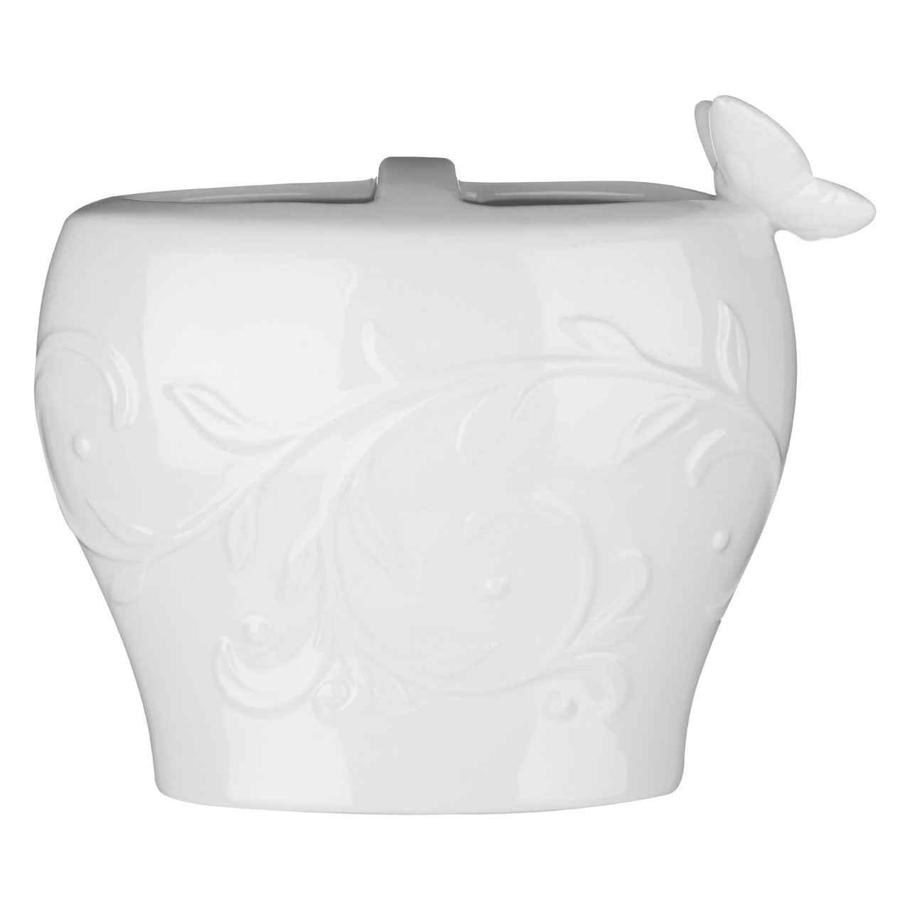 Prime Furnishing Edelle Toothbrush Holder - White